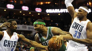 Boston Celtics at Charlotte Bobcats