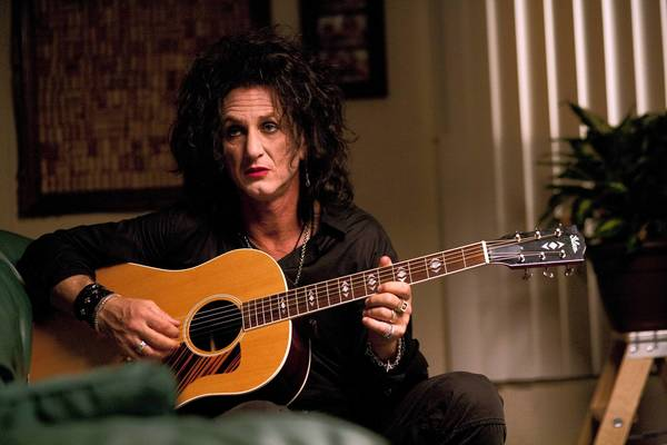 """Sean Penn in """"This Must Be the Place."""""""