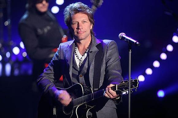 Bon Jovi Free Concert For Snowbound Fans