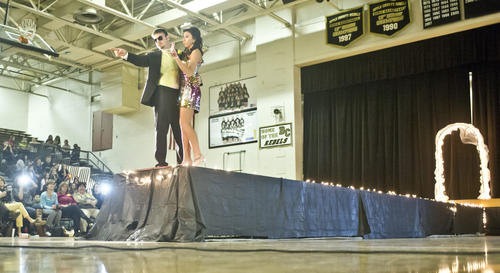 Photo Gallery: Boyle County Prom Fashion Show 021213 visit to purchase photos from this event visit http://amnews.mycapture.com