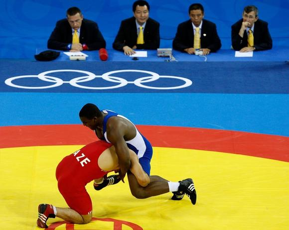 IOC votes to drop wrestling from the Summer Olympics