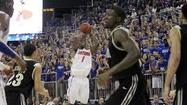 When Gators' senior guard Kenny Boynton is on, he is one of the more potent scorers in school history.