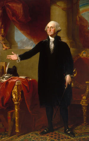 "Even though the U.S. Constitution vaguely calls for the president ""from time to time"" to give Congress ""information of the State of the Union,"" George Washington set the precedent of delivering a formal address. Thomas Jefferson ended the practice of delivering a speech before Congress, and Woodrow Wilson resurrected it in 1913.  Nonetheless, presidents have delivered a message to Congress, either in writing or in person, every year since Washington's first address.  <a href=""http://www.presidency.ucsb.edu/ws/index.php?pid=29431"">Read the entire 1790 address here.</a>"