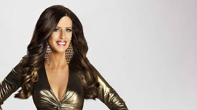 Patti Stanger's arrow