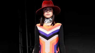 New York Fashion Week fall 2013: Trina Turk review