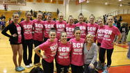 St. Charles North High School Drill team takes high honors at Team Dance Illinois Invitational.