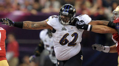 Ravens' Terrence Cody didn't grade out well this season