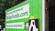 The online grocer Relay Foods started service in the Baltimore area back in December. Starting this weekend, Relay will offer pickup service for customers who have placed orders online. Previously, the only option for Baltimore customers purchasing groceries from Relay has been home delivery.