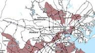 Drawing a line on Md. gerrymandering