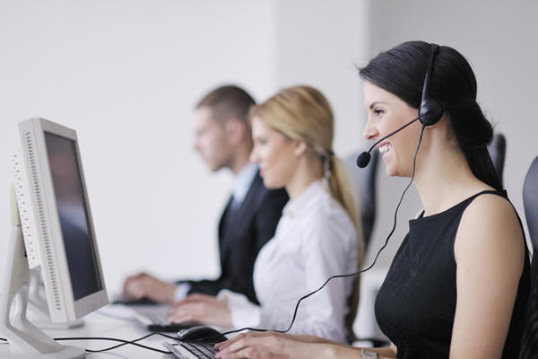 Good sales representatives develop contacts and provide genuine customer service.