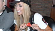 There likely has never been a better fit between celebrity and cause: Vanessa Rousso lending her name to a poker tournament that provides legal aid for those who can't afford it.
