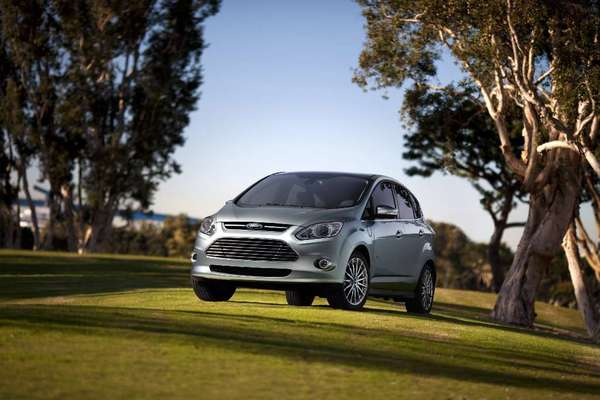 The Ford C¿MAX Energi. Hondas and Ford are expanding their green car offerings to U.S. consumers.
