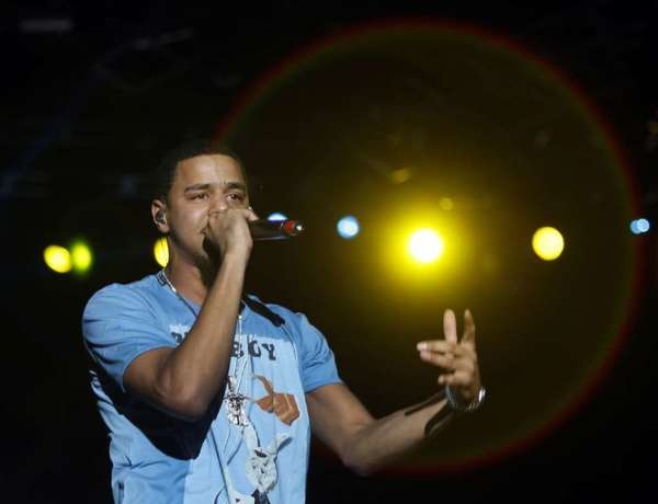 J. Cole teases fans with a new EP.