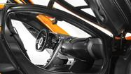 McLaren offers glimpse of P1 supercar interior ahead of Geneva debut