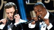 Justin Timberlake and Jay-Z may be taking their buddy act on the road, possibly for a stadium tour this summer, according to various press reports.