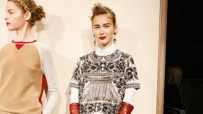 New York Fashion Week fall 2013: J. Crew women's review