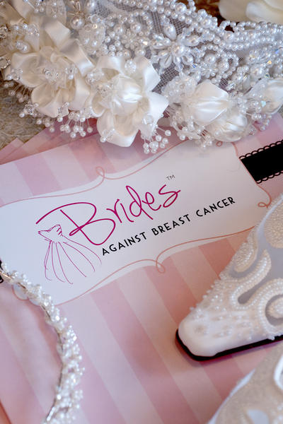 Find your dream gown and support a great cause at Brides Against Breast Cancer.