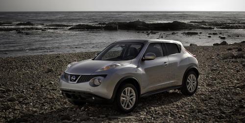 #10: In Los Angeles, 46% of people registering a Nissan Juke for 2012 were women.