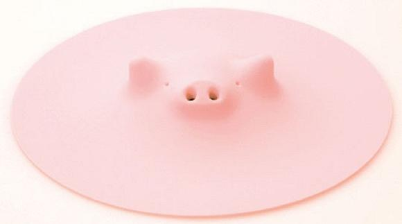 Piggy Steamer pot cover