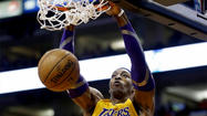 Dwight Howard and Kobe Bryant were elected starters for Sunday night's NBA All-Star game in Houston.
