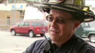 For one firefighter, foundry fire takes a personal toll