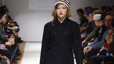 New York Fashion Week fall 2013: Mark McNairy New Amsterdam