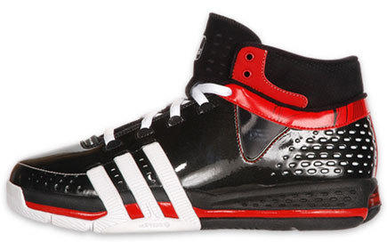 Rose wore these exclusive Bulls colors during his rookie year.
