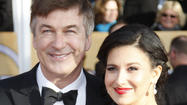 Alec Baldwin's wife, Hilaria, pregnant with their first child