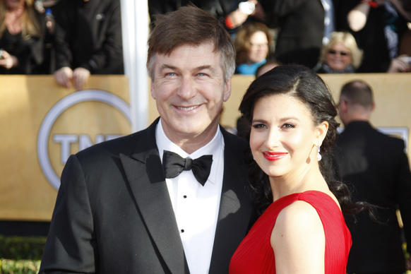 Alec Baldwin, pictured here with his wife, Hilaria, is being investigated for a hate crime after an altercation with a New York Post photographer.