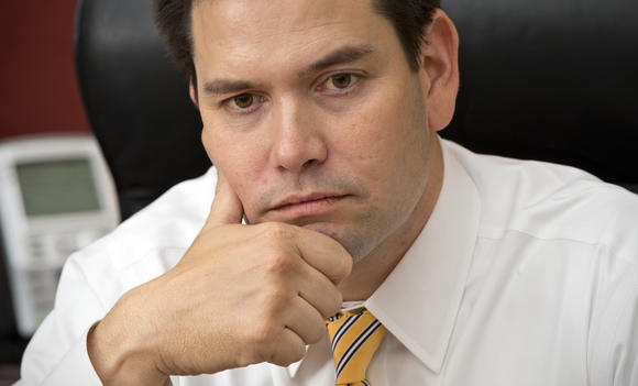Rubio to offer familiar themes in State of the Union response