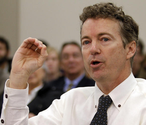 In tea party response to Obama, Paul embraces immigration reform