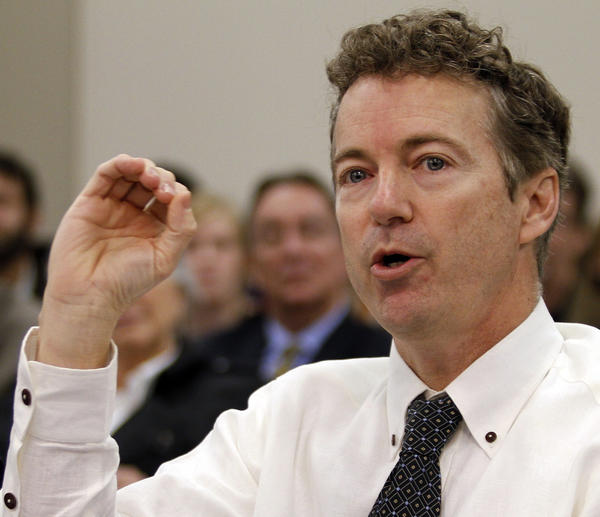 Sen. Rand Paul (R-Ky.) will deliver the tea party's response to President Obama's State of the Union address.