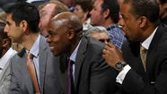 Magic coach Jacque Vaughn is positively too good to be true