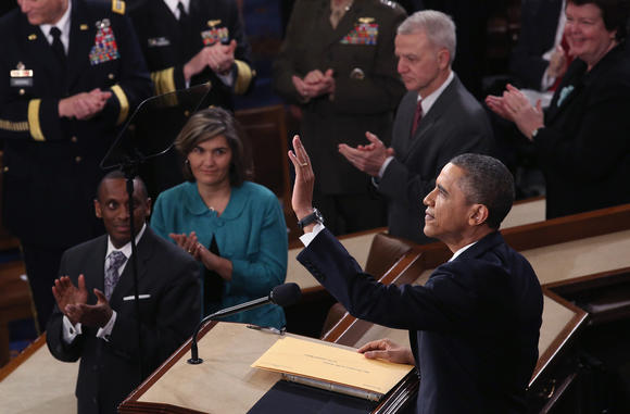 State of the Union: Obama discusses counter terror operations