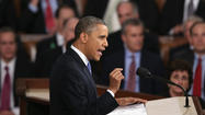 Obama calls for 'smarter' government in State of the Union