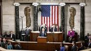 Photos: Obama delivers State of the Union address