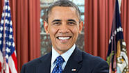 Barack Obama's 2013 White House Portrait