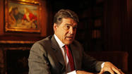 So Texas Gov. Rick Perry is trying to poach California companies?