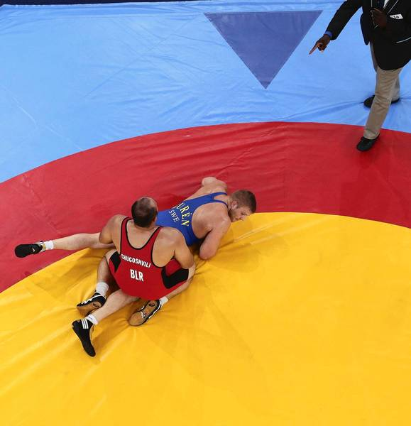 """Cited by the IOC as rationale for its decision is the """"declining popularity"""" of wrestling. The IOC really needs to check its sources and facts."""