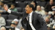 One problem that UConn hasn't had this season is a lack of focus, or anything to disrupt that focus. Playing without the possibility of a postseason might not have been easy, but there had not been off-the-court issues, especially once coach Kevin Ollie signed his long-term contract in late December. That's changed.