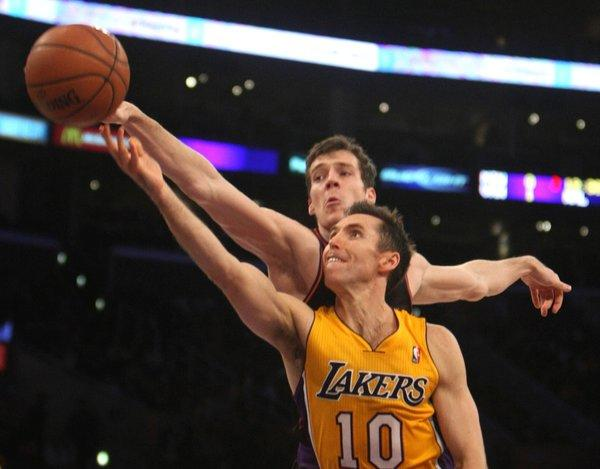 Steve Nash, Goran Dragic