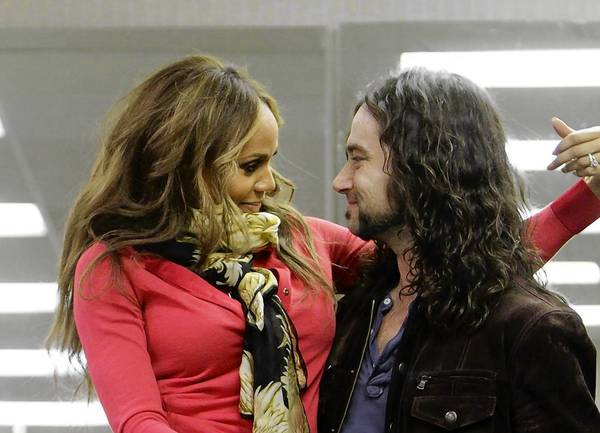 "Constantine Maroulis and Deborah Cox star in the musical ""Jekyll and Hyde."""