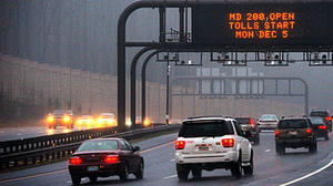 Wednesday traffic majorly delayed on I-70 W, I-83 S