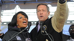 O'Malley's Super Bowl tickets went to top aides, delegate