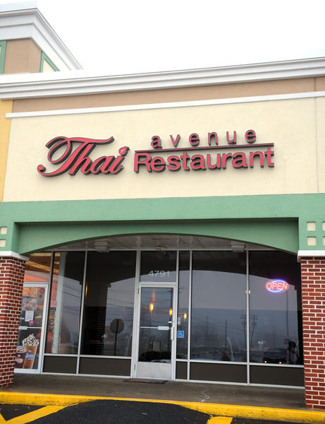 Thai Avenue Restaurant.