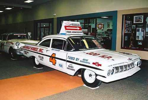 Open since 2005, the Living Legends of Auto Racing Museum offers visitors a glimpse of historic auto racing vehicles and memorabilia.