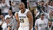 "<span style=""font-size: small;"">EAST LANSING, Mich. (AP) — Michigan State has muddled through much of its season, finding ways to win games short on style with gritty substance.</span>"