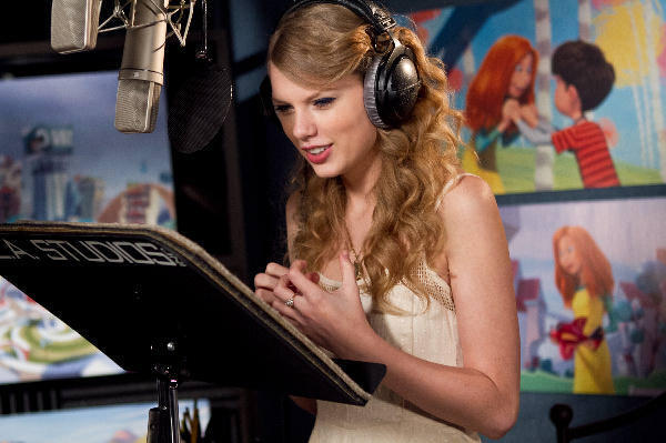 """Dr. Seuss' The Lorax"", a 3D-CG adventure from the creators of ""Despicable Me"" and the imagination of Dr. Seuss, features the voice talents of TAYLOR SWIFT as Audrey, the artistic, passionate and free-spirited girl of Ted's dreams."
