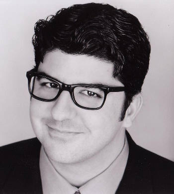 Dana Snyder, former Easton resident voices Master Shake on Aqua Teen Hunger Force.