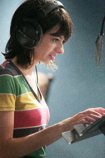 "Nazareth native Kate Micucci is voicing animated characters IFCs' ""Out There"" and Disneys' ""Motorcity""."